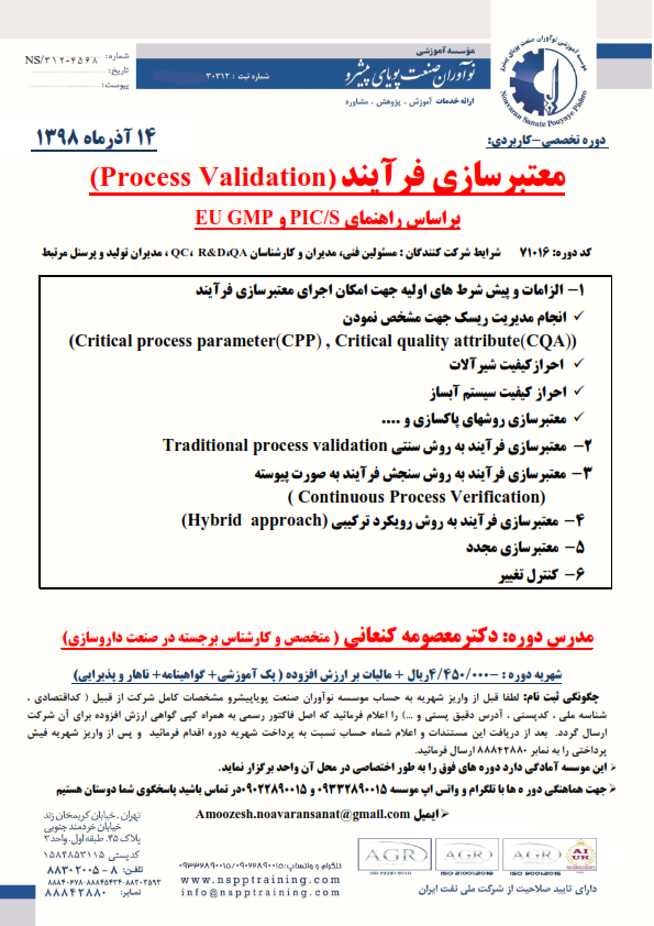 process validation _001